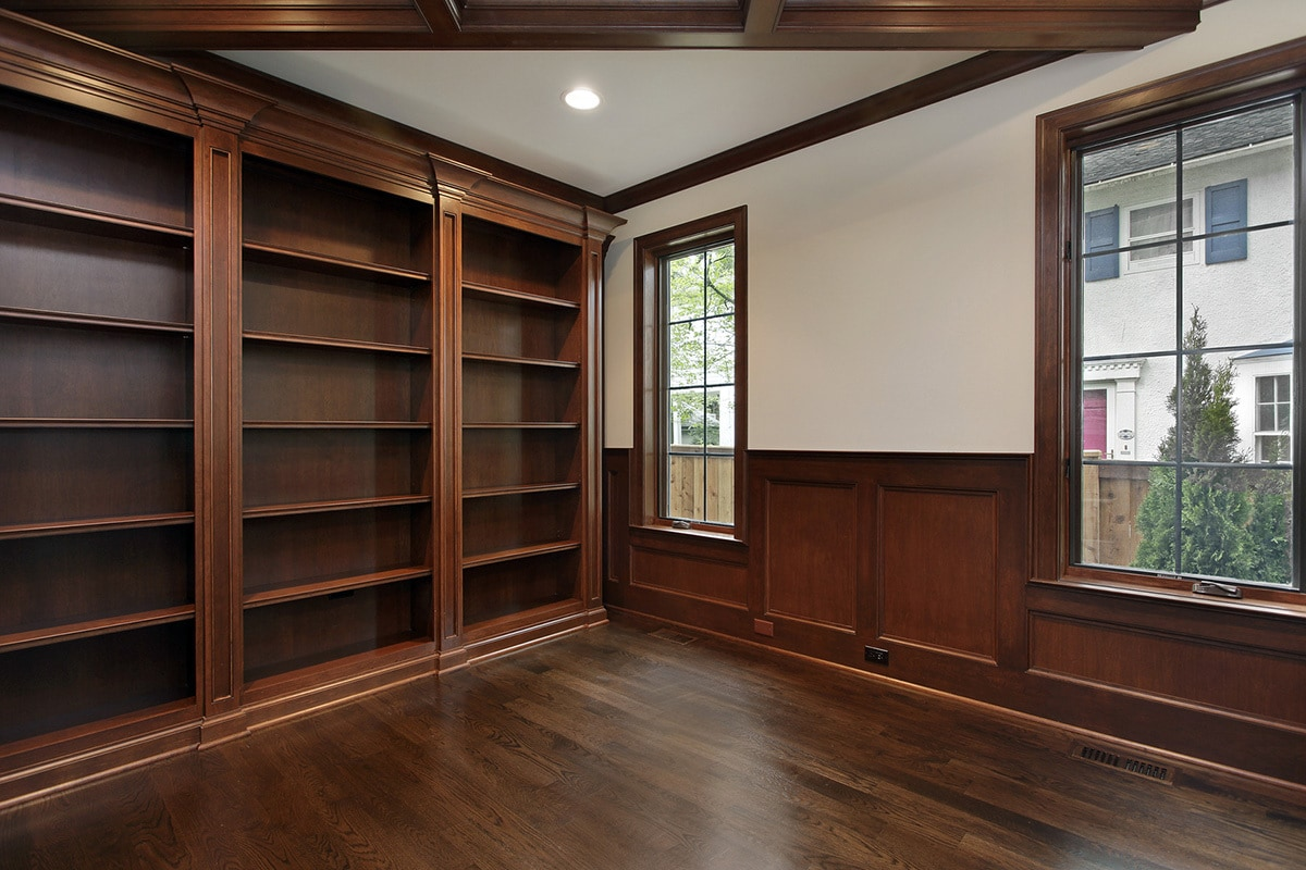 Custom Cabinets Ct Library Shelves Built In Closets
