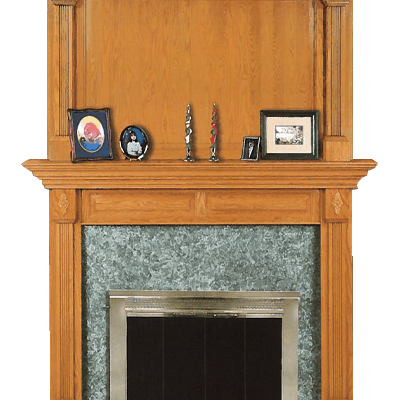 chesapeake fireplace mantel