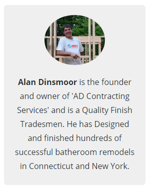 alan dinsmoor contracting kitchen remodeling near me