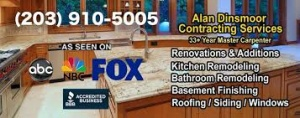 Connecticut renovations bathroom kitchen remodeling